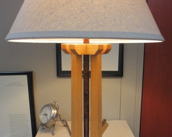 Straight Tapered Arden Lamp