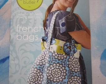 Amy Butler Frenchy Bags Sewing Pattern