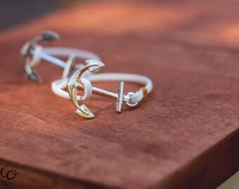 Anchor Loop Bracelet