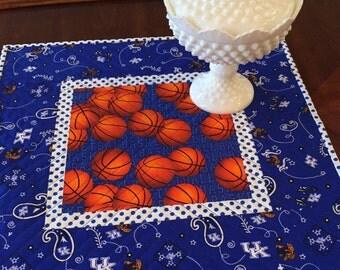 University of Kentucky Table mat, candle mat, table runner