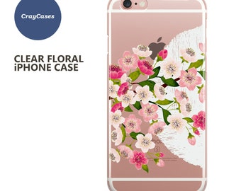 iPhone 6 Case, iPhone 6s Case Floral iPhone 7 Case Floral iPhone 6s Plus Case Floral iPhone 6 Case Floral iPhone 6+ Case (Ships From UK)