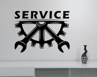 Logo Car Window Decal Etsy