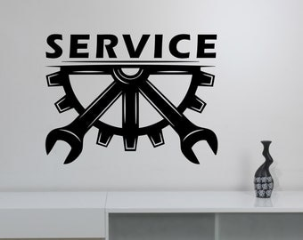 Nail Salon Logo Wall Decal Vinyl Window Sticker Manicure - Custom vinyl wall decals for garage