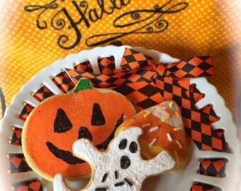 Halloween Fake Cookies