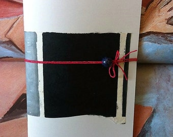 Handmade notebook Drama-Handmade Notebook-Write Me!