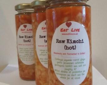 Raw Organic Kimchi