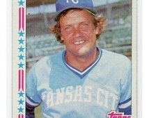 Vintage 1982 Topps #549 George Brett All-Star Gd-Vg