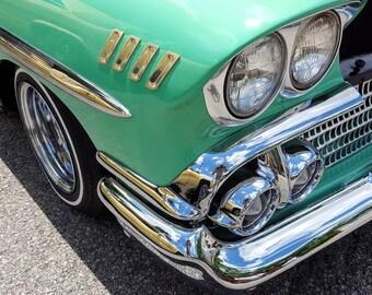 Customized 1958 Chevy Impala