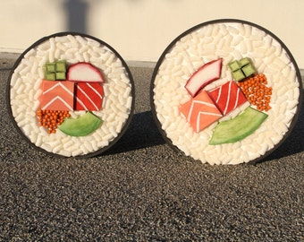 Child/Adult Sushi Roll Halloween Costume