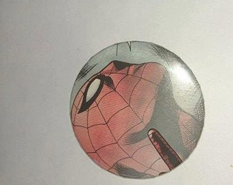 Spider Man Pin