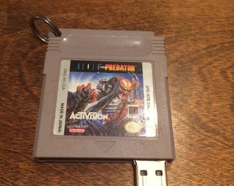 Custom Gameboy Cartridge USB Flash Drive