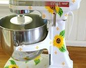 Sunflowers Kitchenaid Decals