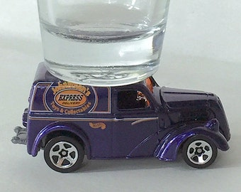 The ORIGINAL Hot Shot, Shot Glass, Ford Delivery Truck, Johnathan's Express, Hot Wheels