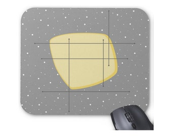 """Orbit Mousepad 9.25"""" x 7.75"""" for Home or Office with Free Shipping"""