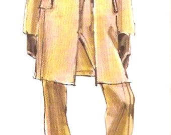 Guy Laroche Suit Womens Jacket pants designer outfit sewing pattern Vogue 2886 Vogue Paris Original Sz 12 to 16 UNCUT