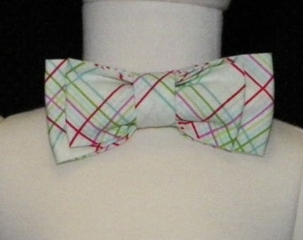 Infant boy Bow tie fits 0-2 yrs Ready to ship