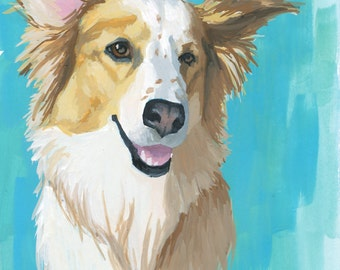 """Custom Pet Portraits 5""""x7"""""""