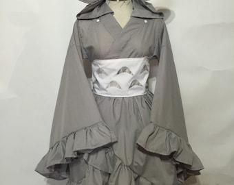Totoro Kimono Dress