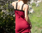 Soy Luscious Nighty / Eco-Lingerie /  organic lingerie