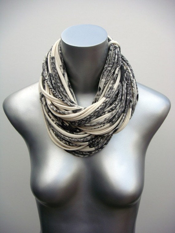 Cowl Scarf, Womens, Mens, Gift For Her, Statement Necklace, Cotton Scarf, Infinity Scarf, Chunky Scarf, Gift, Girlfriend, Boyfriend, Hipster