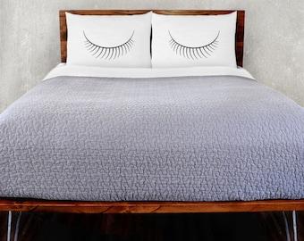 Eyes Pillowcase Set