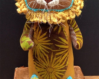 dandy lion doll