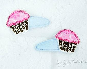 Cupcakes Clippy Set