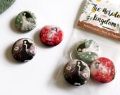 Fairytales Button pack #2 - Badges - Pinback button