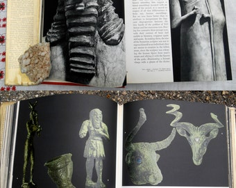 1961 Sumer The Dawn Of Art Andre Parrot Andre Malraux George Salles Golden Press mythology archeology anthropology history illustrated book