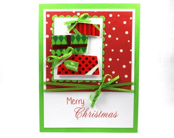 Christmas cards, Christmas gifts, presents, Merry Christmas cards, holiday cards, seasons greetings, happy holiday cards
