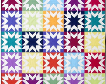 Memories Quilt Pattern (pdf file) by Red Pepper Quilts - download now