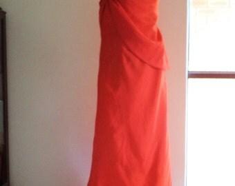 sexy red dress, sexy siren dress, red siren dress, red evening dress, long red dress, red prom dress, red carpet dress