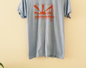 70's Fairhope Alabama Spring Fever Chase Tee