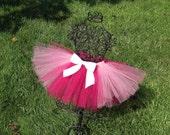 Sleeping Beauty Tutu- Princess Costume- Disney tutu- Aurora tutu- Dark Pink tutu- Light Pink tutu- Aurora Costume- Sleeping Beauty Costume