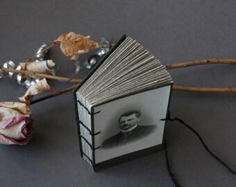 Cravat - small cabinet portrait book