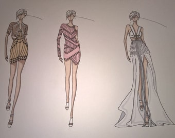 herve leger ss2016 collection