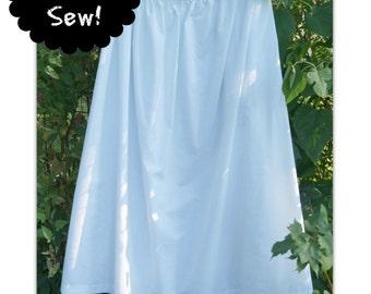 Skirt & Petticoat ePattern Tutorial