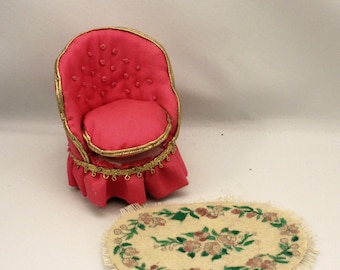Boudoir Chairs Etsy