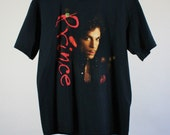 SALE - Prince Musicology Concert Tour Tee Shirt - Mens Size Small