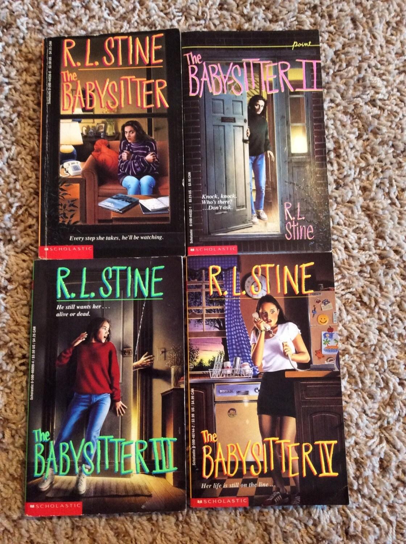 Lot of 16 R L Stine Goosebumps paperback books
