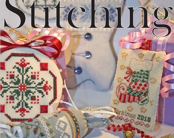 Issue 58 November 2010 - The Gift of Stitching Digital Magazine