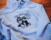 Custom Pullover Hoodie, Screenprinted