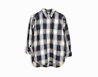 Vintage Heritage Plaid Shirt - Single Needle Shirt