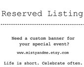 """Custom Order for Kaylor - """"Where the heart is"""" Banner for Home Decoration"""