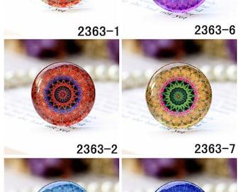 12mm 20mm 25mm 30mm  Handmade Photo Glass Cabochon -Image Glass Cabochon-(HPGC-2363) HPP-G