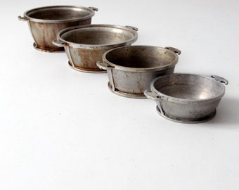 Guardian service cookware, mid-century aluminum kitchen pots