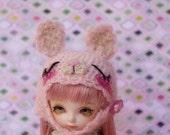 Sleepy Bunny (Pink) --- (Lati Yellow)