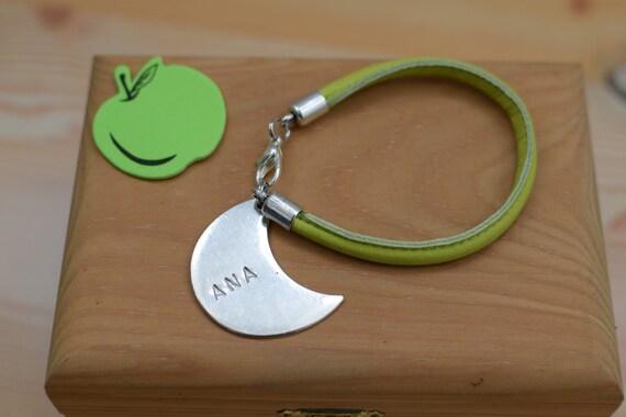 Name bracelet,name cuff,custom bracelet,text bracelet,leather bracelet,leather cuff,engraved bracelet,engraved cuff,custom name cuff