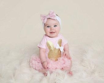 Easter baby Dress Girls Easter dress Girls by PoshPeanutKids