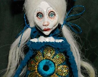 small art doll